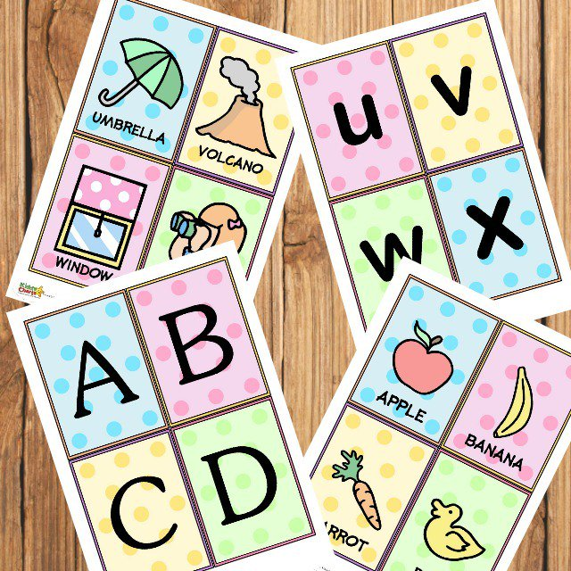Free Printable Alphabet Flash Cards for Kids. https://t.co/5jPfWqgILb https://t.co/c8qR1ITjYl