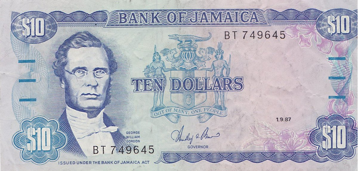 #TBT Who remembers the $10.00 note? https://t.co/vCxZdOTSQX