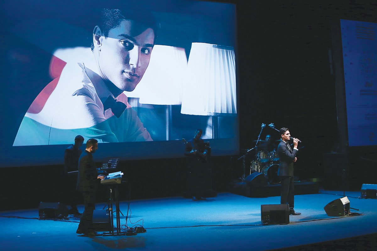Rocketing to stardom: singing superstar Mohammed Assaf https://t.co/RNn87KuvKZ https://t.co/UtFYMBTcYZ