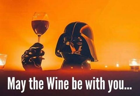test Twitter Media - May the #Wine be with you... #winelovers #wineoclock #wineselfie https://t.co/oPoA9JXs2G