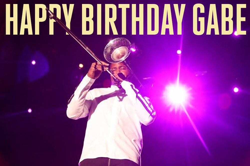 Happy birthday to the extremely wonderful & talented @GabrialMcNair! https://t.co/BXHCtmILoL
