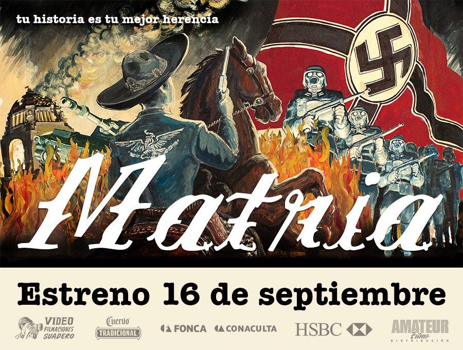 @RottenTomatoes @CinePREMIERE @CinemaNET @Cinegarage @EnFilme Amigos cinéfilos, nos ayudan con 1 RT pal' estreno ;-) https://t.co/zDZUjLDkOV