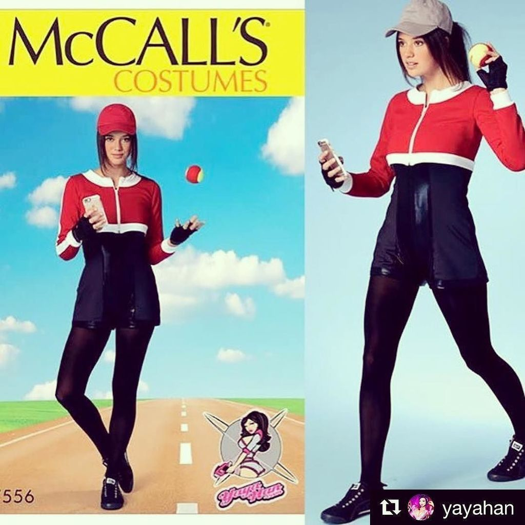 I'm amazed by the turn around!!! Good job @yayahan @cosplaymccalls @mccallpatterncompany !… https://t.co/tmgi4ZzLIf https://t.co/8LTTW3Tojv