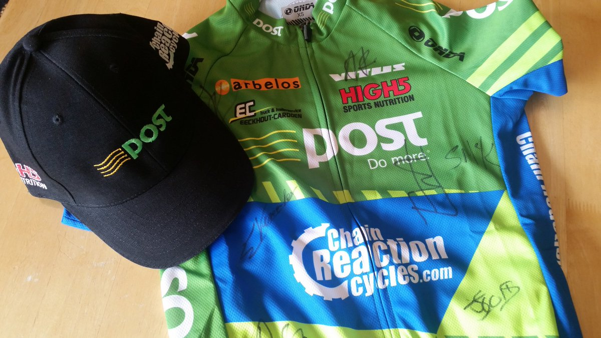 Big day at the @TourofBritain! Simply RT & follow us for a chance to win a signed @AnPost_CRC jersey! #ToB2016 https://t.co/WYoZJHSs9l