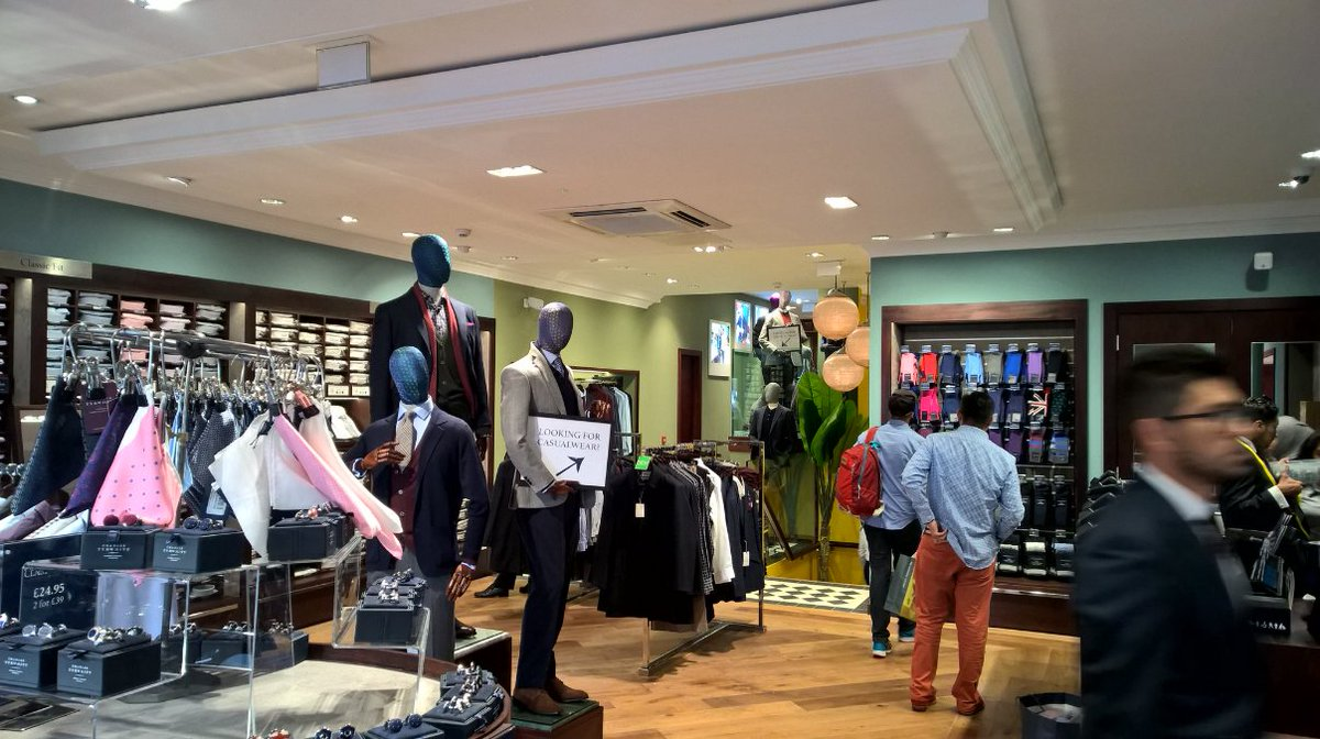 If you didn't know, our flagship store in Jermyn St. has had a huge makeover! Pop-in to see all the new features. https://t.co/rrMREY1rfv