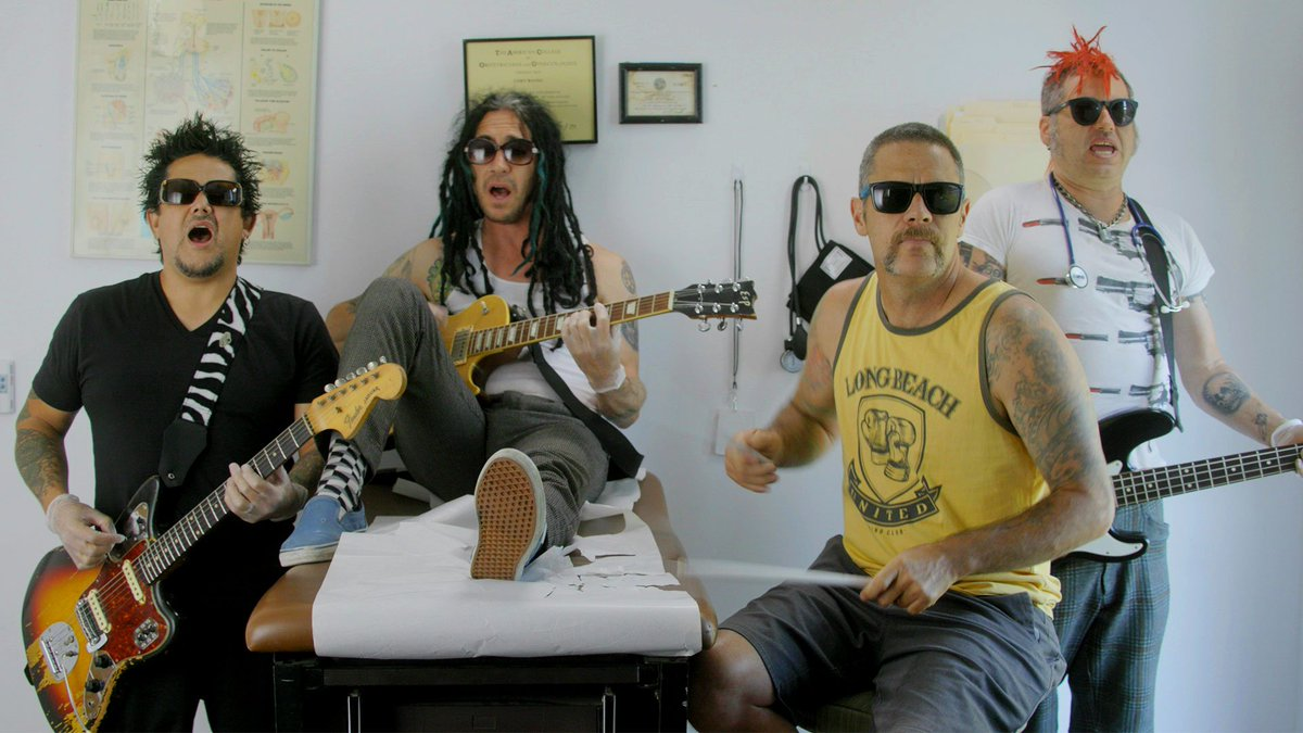 """.@NOFXband's new song """"Oxy Moronic"""" is an addictive punk rock anthem about the highs and lows of big pharma."""