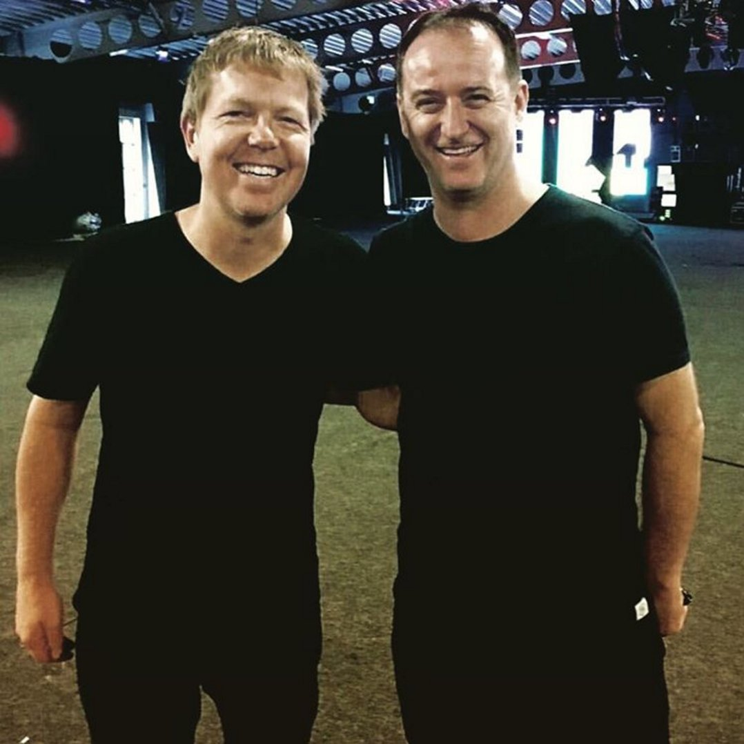 Doing a little gig tonight with a mate of mine. Think it will be quite good... @thesocial @DJJohnDigweed https://t.co/TBz6PnHdS6