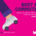 "Free #Lyft Rides Available! Type ""Khadir"" In Your Payment Section #ATL #LA #Mia #NYC https://t.co/BcKtbsF2RS 