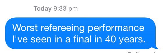 Just sent this text to Todd Greenberg #NRLBroncosTitans https://t.co/ASQPQHwYxz