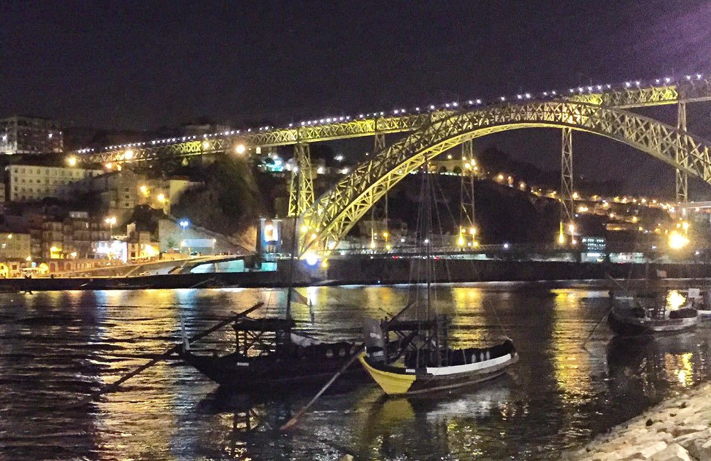 Oh Porto, City of Granite, you & your Iron Bridge are beautiful! @visitportonorth @vikingcruises #travel #partner https://t.co/OIevUpP78U