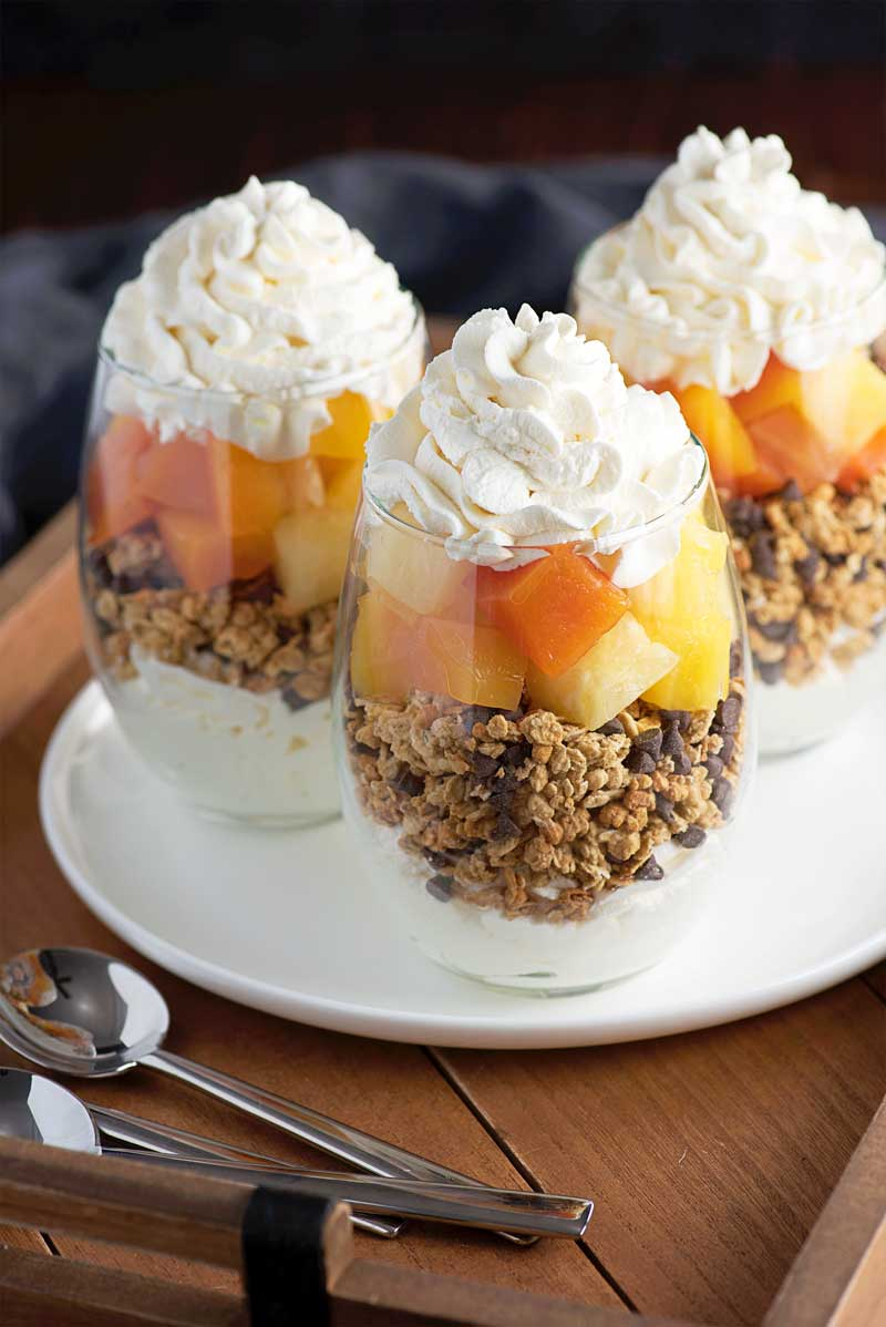 You have to try these quick (but picture perfect!) tropical parfaits! AD https://t.co/TK6f5rQqIE #FruitOnDemand https://t.co/S8qaxwferd