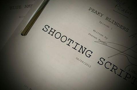 Two original signed @ThePeakyBlinder scripts go up for auction at @BCLivingMuseum this weekend in aid of Acorns! https://t.co/MU9uLg2Fom