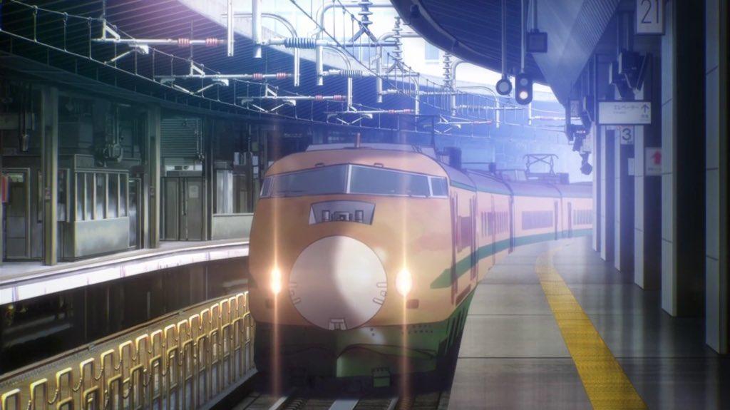 RAIL WARS! -日本國有鉄道公安隊- 1話その8925形東京駅ひったくり犯を大宮で捕まえるため先回り出来るドクタ