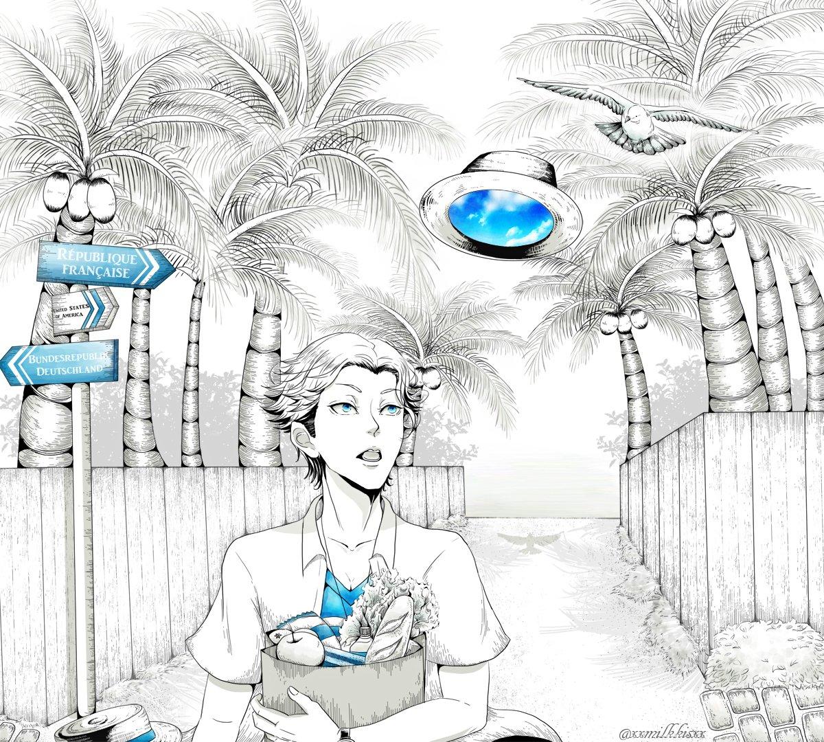 【拝啓、親愛なる化け物たちへ】「2, 自由な貴様へ」ジョーカー・ゲーム/甘利◆Next→???#拝啓親愛なる化け物たちへ