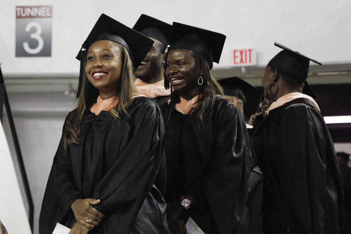 African-American women see highest grad rate at UGA. https://t.co/AVsubLsMPq https://t.co/mo5BB0blb5