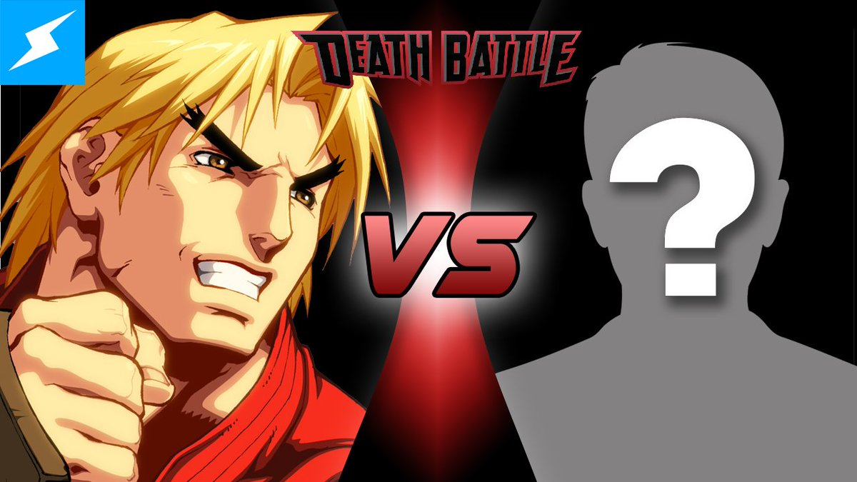WHO WILL KEN MASTERS FIGHT IN A @DEATHBATTLE?! 1200 RT's and we'll unlock his opponent! LET'S DO THIS!! https://t.co/0xo8T4OXSj