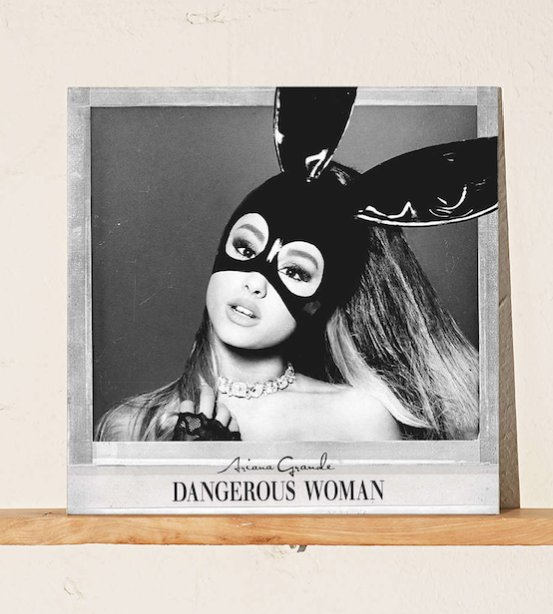 RT @UrbanOutfitters: Available now: @ArianaGrande's #DangerousWoman on vinyl, ONLY at UO! ???????? https://t.co/hioOCzG49B https://t.co/SUU1hhzPyZ