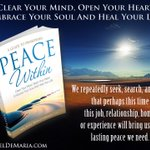 https://t.co/edalVnMKi1 #FREEBOOK Peach will grow from the inside-out emerging from the great ocean of #Peace https://t.co/QF6uJeTIda