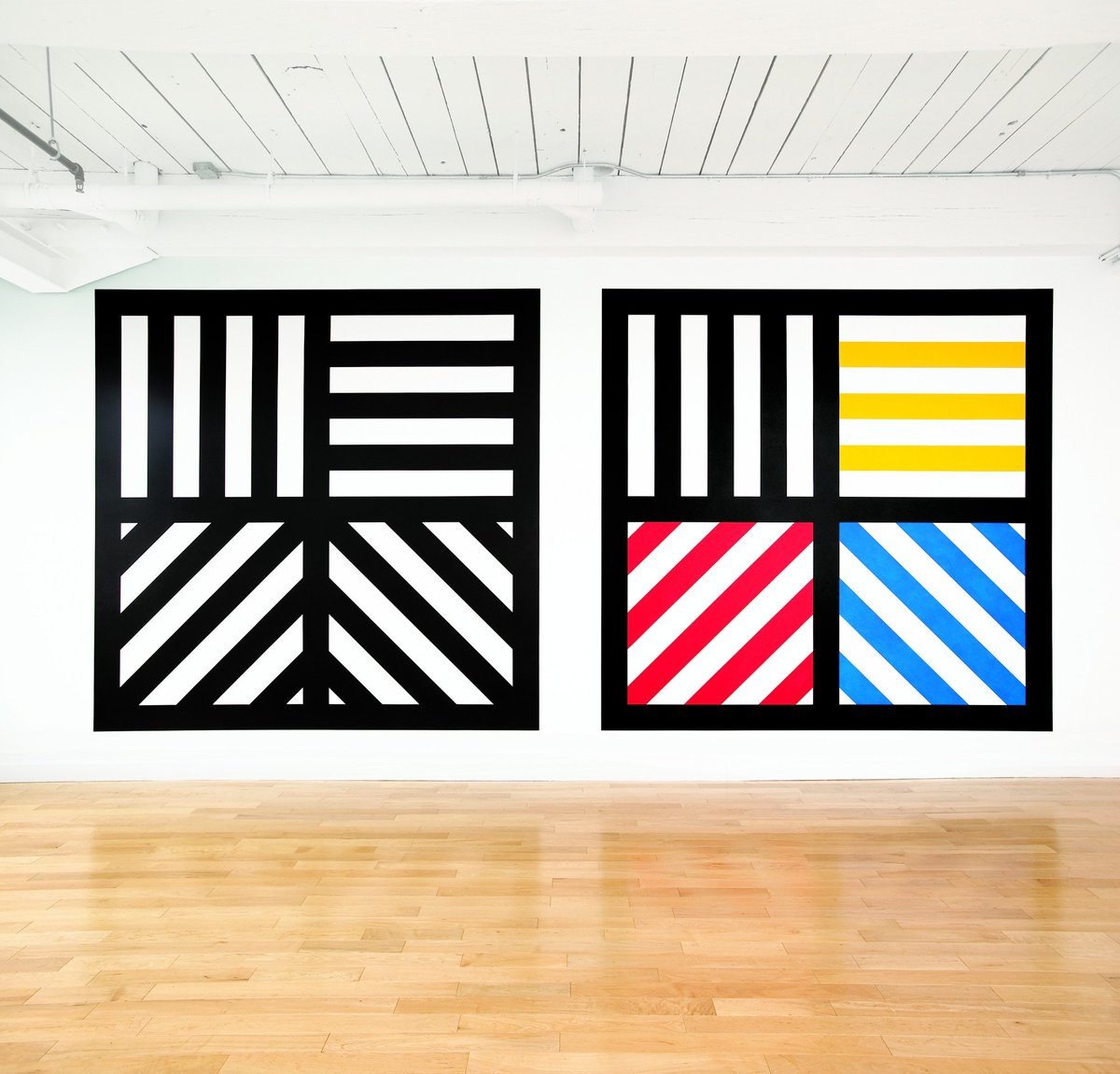 """Happy, happy birthday to Sol LeWitt, the man who famously opined """"you shouldn't be a prisoner of your own ideas."""" https://t.co/WxC76nzRg8"""