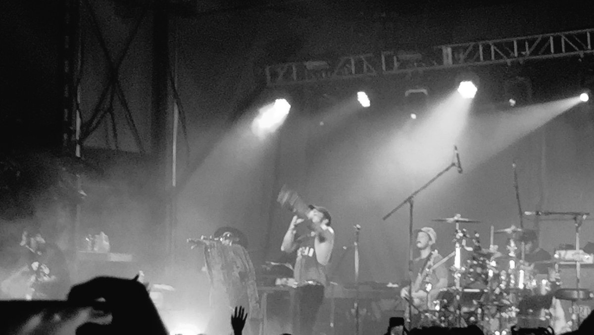 Yes @AndersonPaak brought out NC's own @rapsody!! #hopscotch16 https://t.co/fep92hbSma
