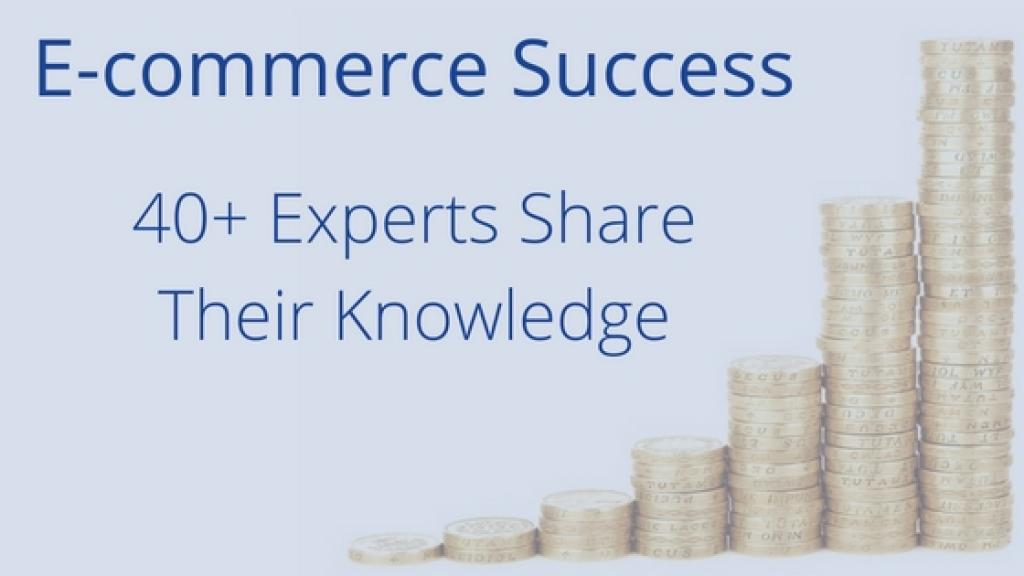 Ecommerce Success: Experts Share Their Knowledge https://t.co/sLbwMqKNZz https://t.co/EHk0nhLG1O