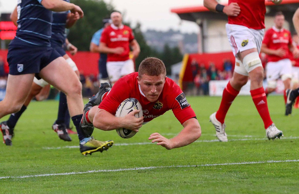 Rome wasn't built in a day. Plenty of positives on display from Rassie's men tonight #MUNvCBL #MunsterRising https://t.co/iCimSkR7ua