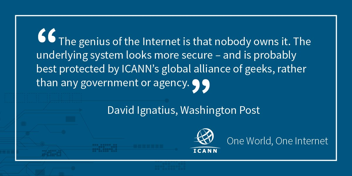 """The truth is that nobody has """"control of the Internet"""" Learn the facts here >> https://t.co/mjiHm47vR2  #IANASteward https://t.co/dbY5r7zwos"""