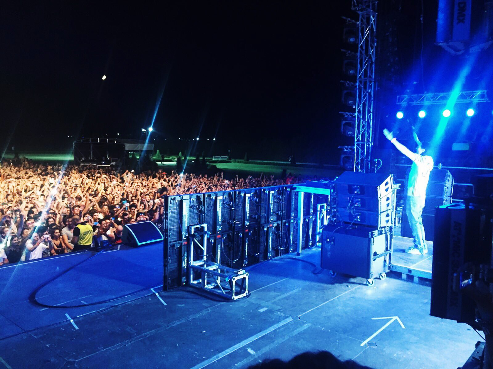 Tocca a lui: #SteveAoki ora sul palco di #MTVDigitalDays 💥💿🔥  @mtvitalia https://t.co/qPrr1Cb7tb