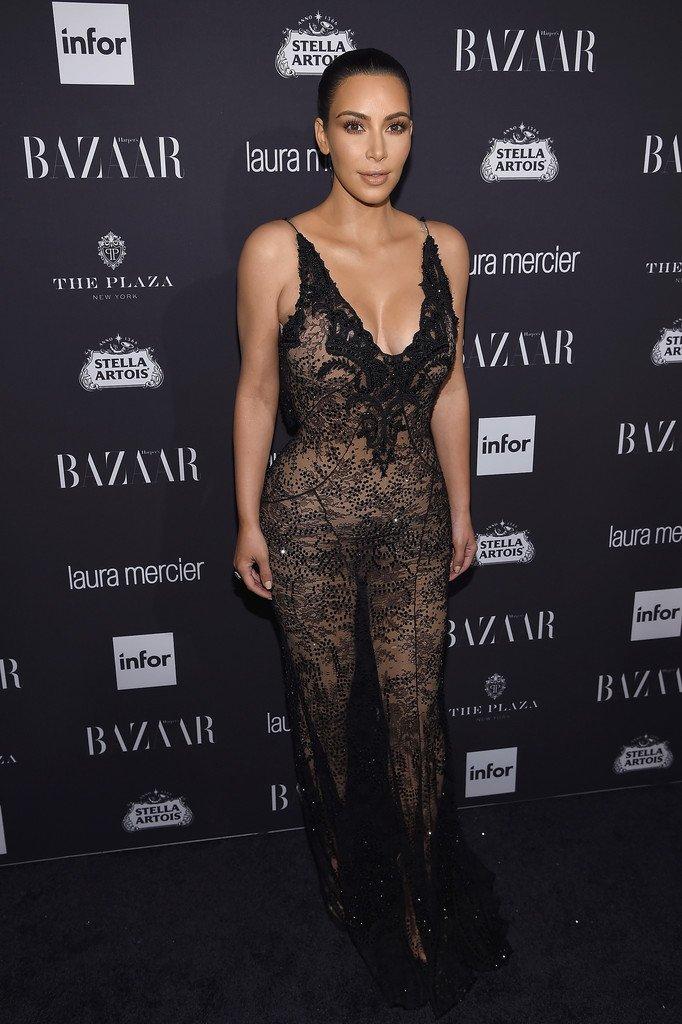 Kim kardashian west (@kimkardashian) wore a #givenchy spring 2016 ...