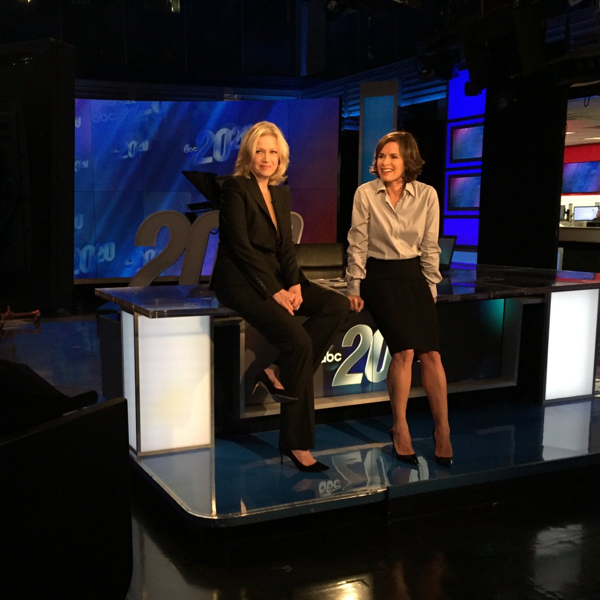 I am so thankful to my friend @DianeSawyer for helping me share my story. Hope 20/20 tonight encourages you https://t.co/cIeAxXiddP
