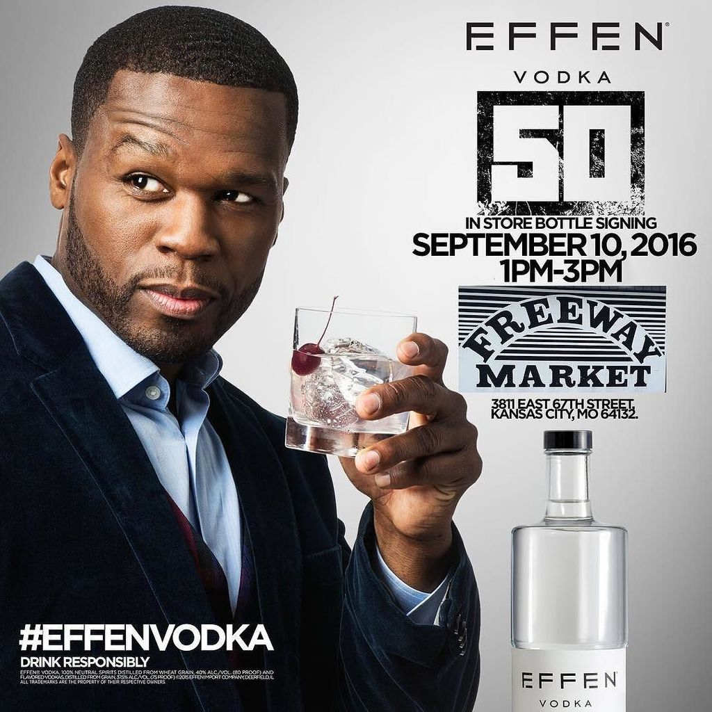 Tomorrow KANSAS CITY it's a takeover #EFFENVODKA I'm  in the building https://t.co/bFJrFqr1f5 https://t.co/48UN1aGRa6