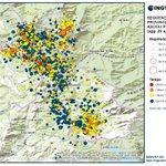 #terremoto @INGVterremoti il punto a 5 giorni dalla prima grande scossa: 2220 eventi https://t.co/qdyfrvSqHJ