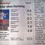 Auf die @nordseezeitung ist eben verlass! #fcbsvw #werder #Bundesliga #liefbeiwerder https://t.co/LcUVMkmcZT