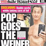 """Remember Anthony Weiner? The man who said hed beat @DonaldJTrumpJr like """"a rented mule"""" for NYC mayor? https://t.co/SKWrQH93V9"""