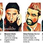 "These Kashmiri Separatist doing Drama ""Kashmir ki Azadi"" as face of #LooteriCongress wid few #Presstitutes of India. https://t.co/AIsiq0dsb7"