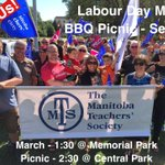 Join your MTS teacher colleagues for the 2016 Labour Day March & BBQ Picnic, Monday, Sept 5th. https://t.co/n0FrcVm2tl