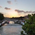 #lunedi ...buongiorno a tutti da ponte palatino.... https://t.co/Wy3spa48sM