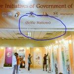 "Major Initiative by Modi Govt. ""Selfie Station"" at Book Fair to propogate Jumlas. https://t.co/hfUevalVft"