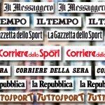 Il miglior giallorosso di #CagliariRoma? Per i quotidiani giudizio praticamente unanime... 🗞https://t.co/B1WRPs2HQ4 https://t.co/nthclcdjxs