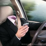 """Dont use mobile phone while driving/riding. """" Hands Free Doesn't Mean Risk Free """" @SatishBharadwaj @anilarch https://t.co/KHFyRS7di6"""