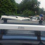 Massive traffic jam in #Lucknow   from cantt to Jankipuram, Hazratganj, IT crossing, Parivartan chauk, ashok marg https://t.co/i8hLlsckUX