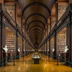 The Trinity College library in Dublin is the stuff of our #BankHoliday dreams . . . https://t.co/awuma2EZ0I