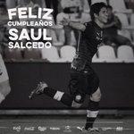 ¡Feliz cumpleaños al jugador de #Olimpia, @saulsalcedo21! ¡Mucha fuerza y éxitos! 🎉🔳 https://t.co/1SLplZ8Y47