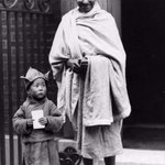 This FB pic of Dalai L. w/ Gandhi is false but read this old piece: I met Gandhi in my dream https://t.co/cqoNlrq5b4 https://t.co/hHEo6Tpw1c