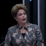 """Dilma diz que, se consumado, o """"golpe"""" resultará em um """"governo usurpador"""". https://t.co/55DiREr5WW"""