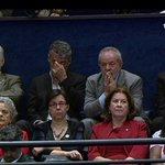 g1: AO VIVO: Lula e Chico Buarque acompanham discurso de Dilma no Senado https://t.co/Wi1QS6Tbvx #G1 #políticaG1 https://t.co/Ceix5EpRbb