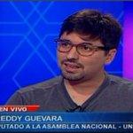 """Freddy Guevara: El cierre del espacio aéreo es miedo a ver la """"Toma de Caracas"""" desde arriba https://t.co/3Ft5KJuh5h https://t.co/2dg0VIpPOG"""