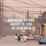 New Orleans people will forever remember this day 🙏🏽 August 29, 2005 https://t.co/HrrKiTL9K2