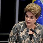 Dilma começa sua defesa no plenário do Senado https://t.co/KSRO7VRWUt https://t.co/wlYUypVqS1