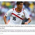 En Inglaterra reportan que el Celtic de Escocia está interesado en Cristian Gamboa (@Cris_GamboaCR) #Gambolt https://t.co/vaHSbGBwkR